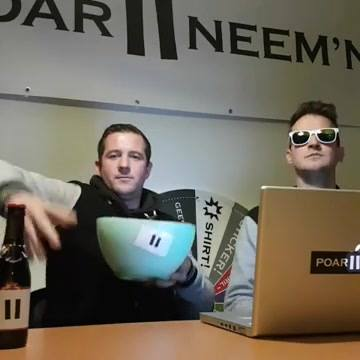 Bekendmaking 1e Poar neem'n discotheken tour en 1e Poar neem'n festivaltour